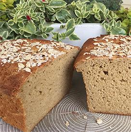 Honey & Oat Bread